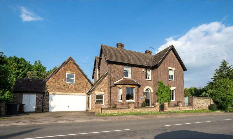 5 Bedrooms Detached House for sale in Dunstable Road, Redbourn