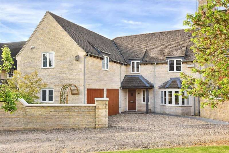 5 Bedrooms Semi Detached House for sale in The Estate Yard, Main Street, Apethorpe, Peterborough