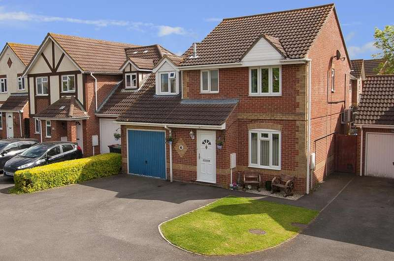 4 Bedrooms Detached House for sale in Ladyfields, Broomfield, Herne Bay, Kent
