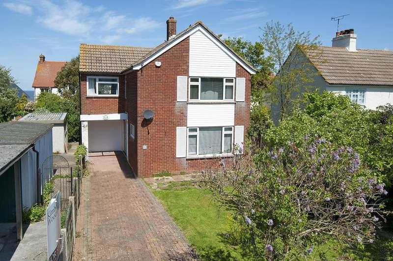4 Bedrooms Detached House for sale in Alma Road, Herne Bay, Kent