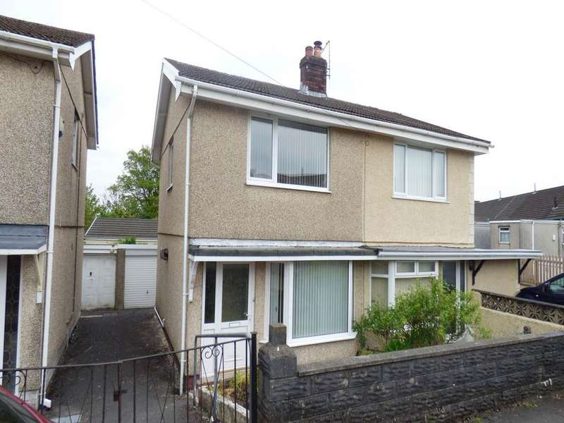 2 Bedrooms House for rent in Penllwyn March Road, Gendros, Swansea