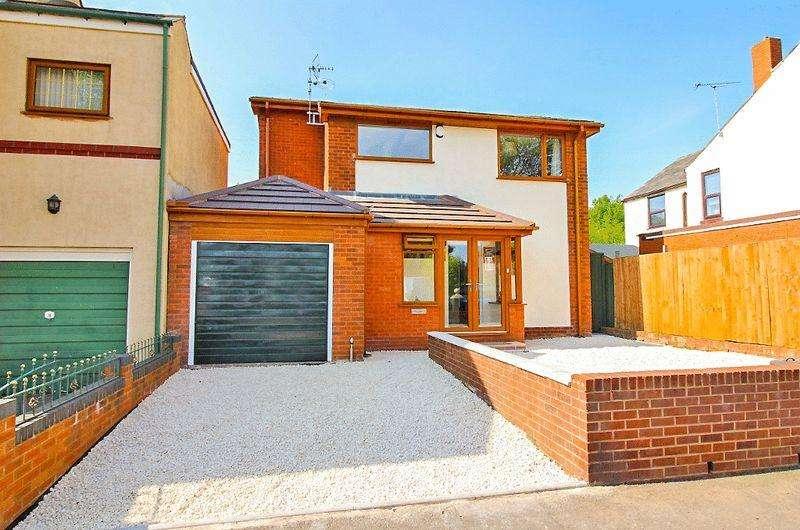 3 Bedrooms Detached House for sale in Holden Road, Wednesbury
