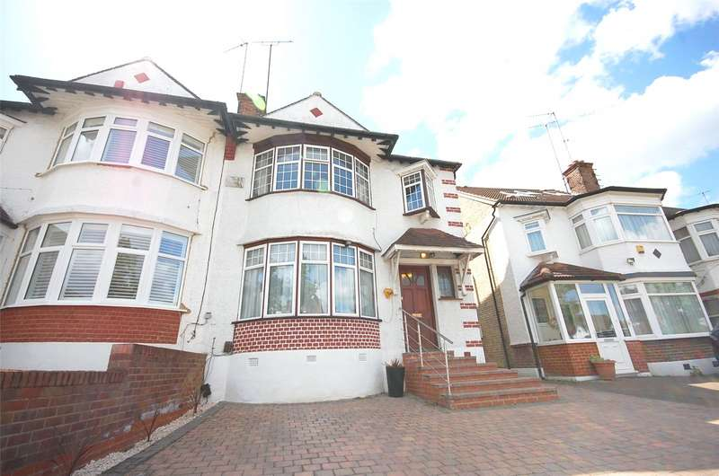 4 Bedrooms Property for sale in Fursby Avenue Finchley London