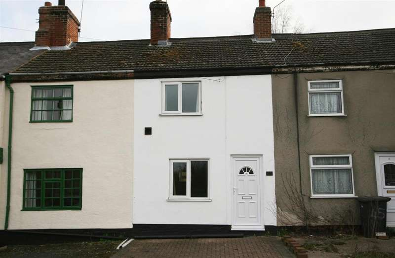 2 Bedrooms Property for sale in Moira Road, Donisthorpe, DE12 7QD