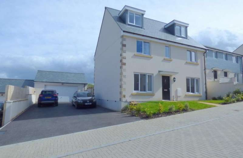 5 Bedrooms Property for sale in Piran View, Perranporth