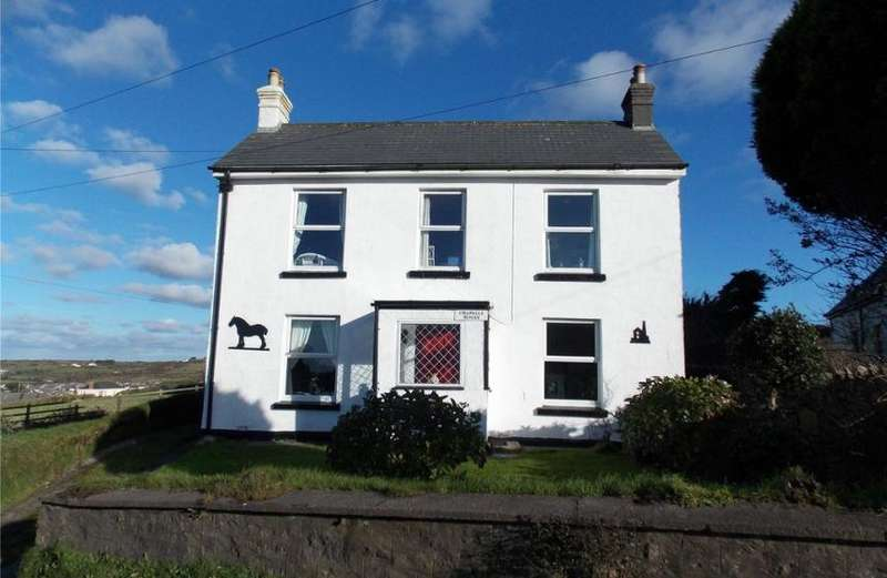 3 Bedrooms Property for sale in Buller Hill, Redruth