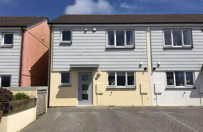 3 Bedrooms Property for sale in Wilkinson Gardens, Redruth