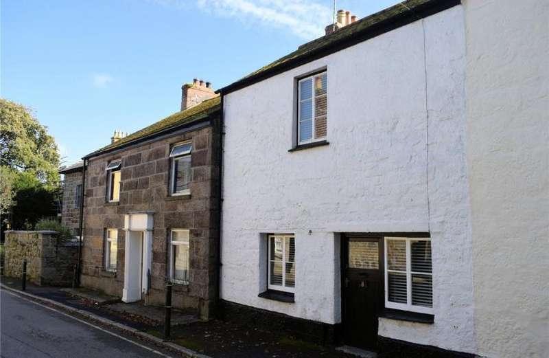 2 Bedrooms Property for sale in Cross Street, Helston