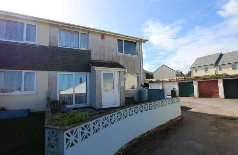 3 Bedrooms Property for sale in Trecarrack Road, Camborne