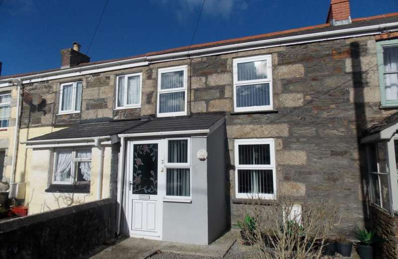 2 Bedrooms Property for sale in Voguebeloth, Illogan