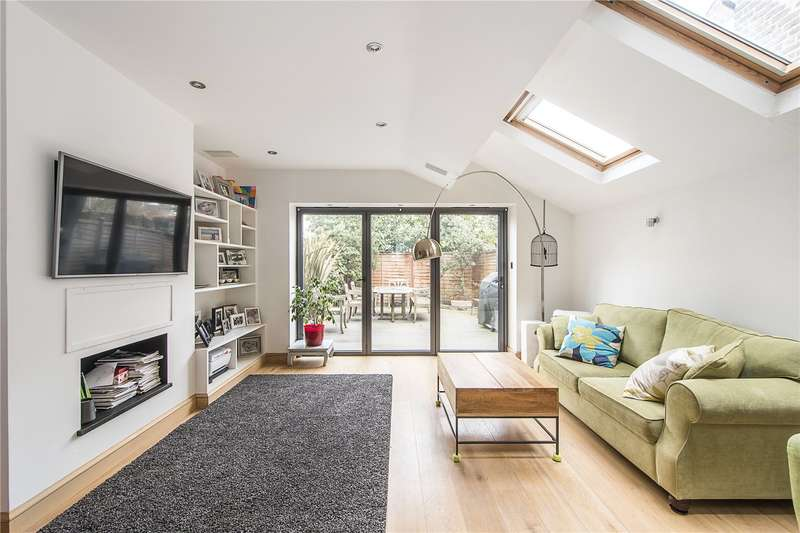4 Bedrooms Terraced House for sale in Bothwell Street, London, W6