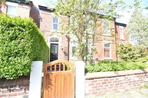 3 Bedrooms Semi Detached House for sale in Elmfield Road, Davenport, Stockport, Cheshire