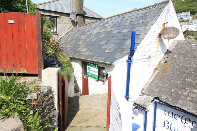 2 Bedrooms Maisonette Flat for sale in Quay Road, Polperro