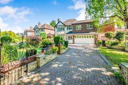 5 Bedrooms Detached House for sale in Stoney Lane, Bloxwich, Walsall, West Midlands