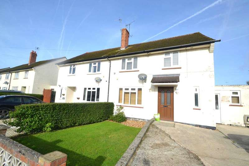 3 Bedrooms Semi Detached House for sale in Falcon Avenue, Reading