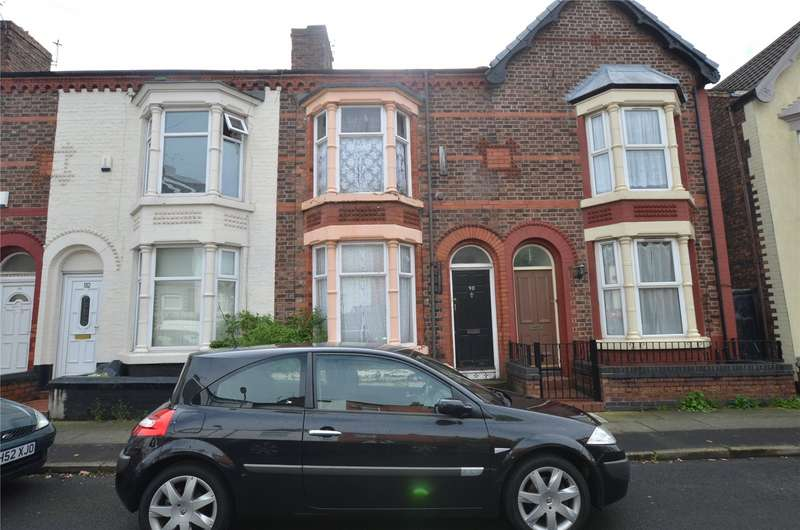 End Of Terrace House for sale in Portfolio Of Properties, Bootle, Merseyside, L20
