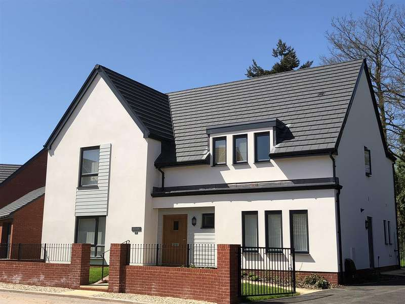 4 Bedrooms Detached House for sale in Great Woodcote Park, Off Topsham Road, Exeter