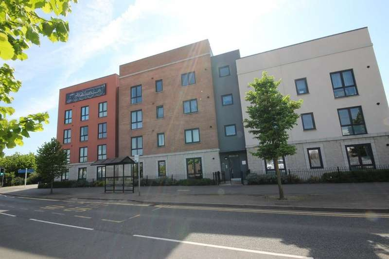 2 Bedrooms Apartment Flat for sale in Station Boulevard, Loughborough