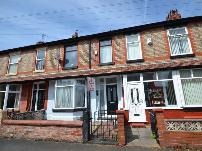 3 Bedrooms Terraced House for sale in Victoria Road, Northenden