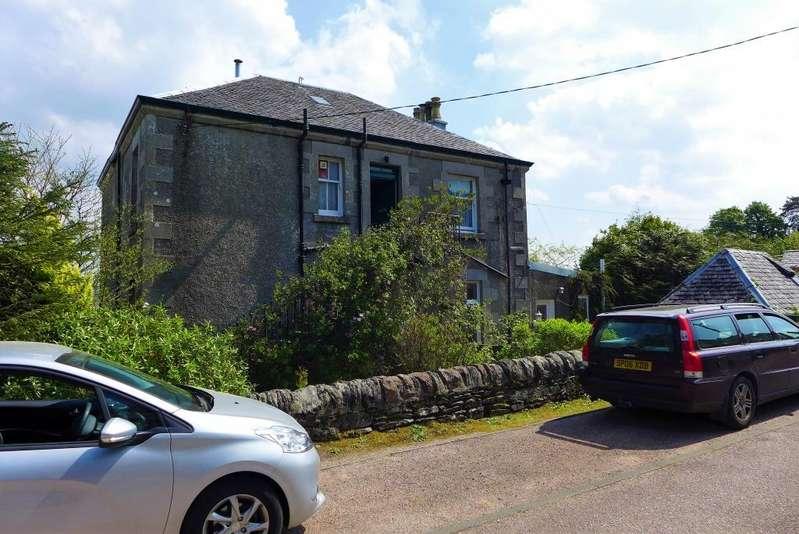 2 Bedrooms Flat for sale in Top Flat Ardshieleach Hill View Terrace, Ardrishaig, PA30 8EL