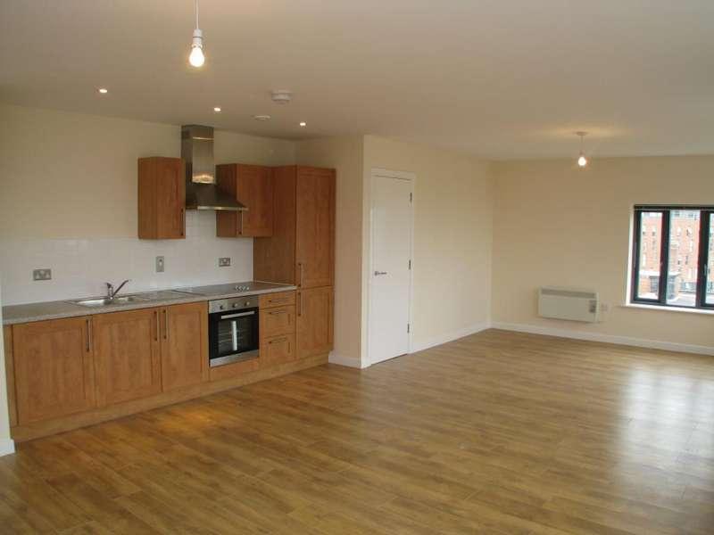 2 Bedrooms Flat for rent in Weavers House, East Street Mills, East Street, Leeds, LS9
