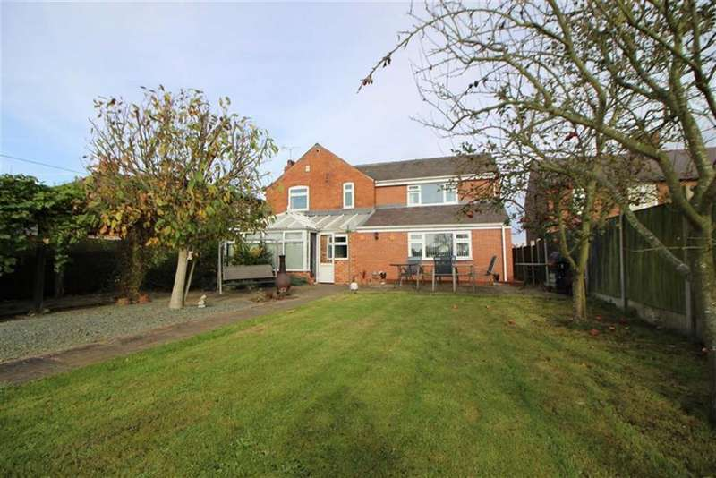 4 Bedrooms Detached House for sale in Woodhouse Road, Horsley Woodhouse, Derbyshire