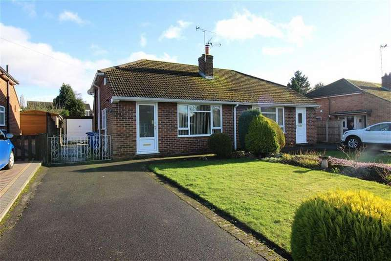 2 Bedrooms Bungalow for sale in Thirlmere Avenue, Allestree, Derby