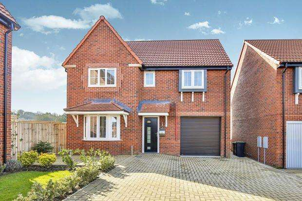 4 Bedrooms Detached House for sale in FOUNDRY CLOSE, COXHOE, DURHAM CITY : VILLAGES EAST OF