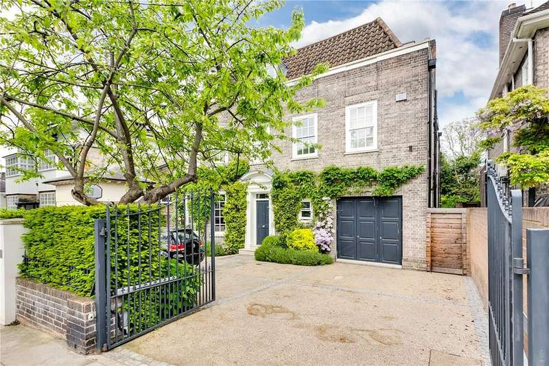 6 Bedrooms Detached House for sale in Carlton Hill, St John's Wood, London, NW8