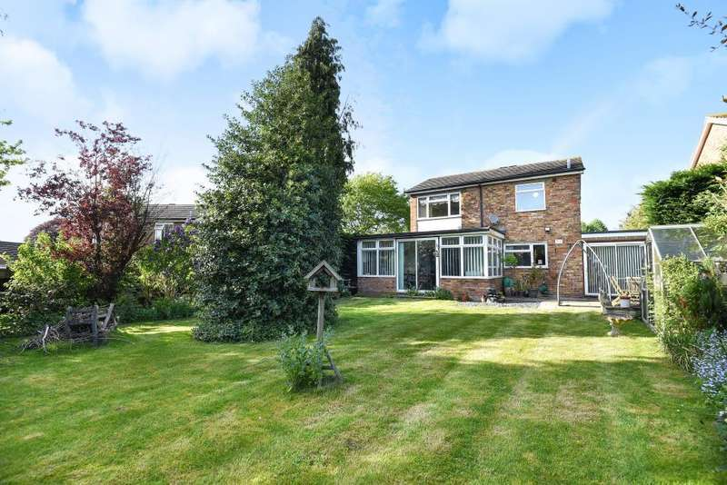3 Bedrooms Detached House for sale in Goring-on-Thames, West Berkshire, RG8