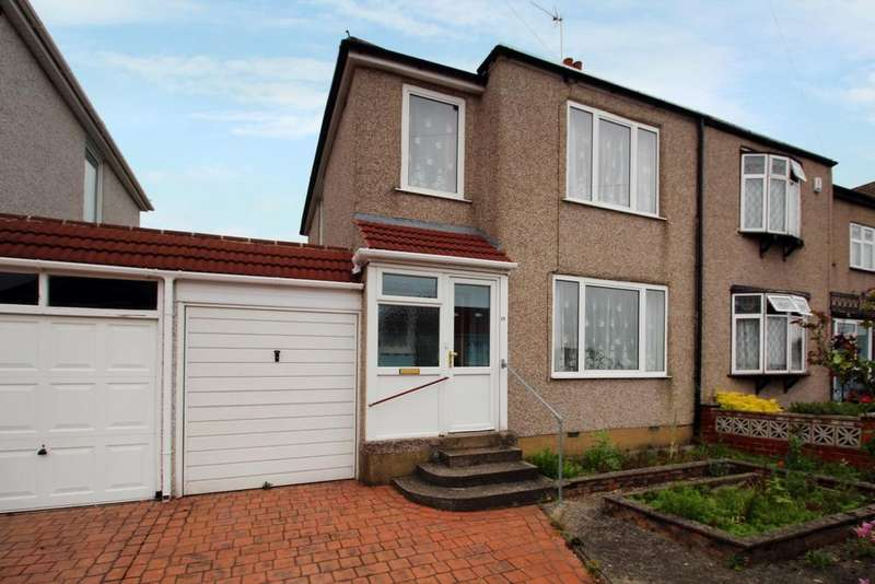 3 Bedrooms Link Detached House for sale in Gordon Road Sidcup DA15