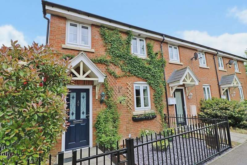 3 Bedrooms End Of Terrace House for sale in Bourneys Manor Close, Willingham