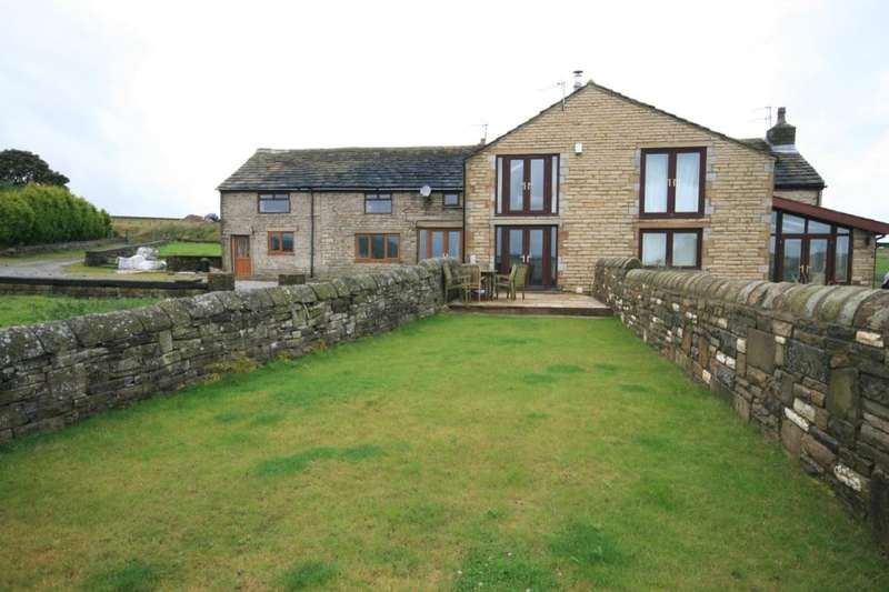 3 Bedrooms Semi Detached House for sale in Walls Clough, Rossendale, BB4