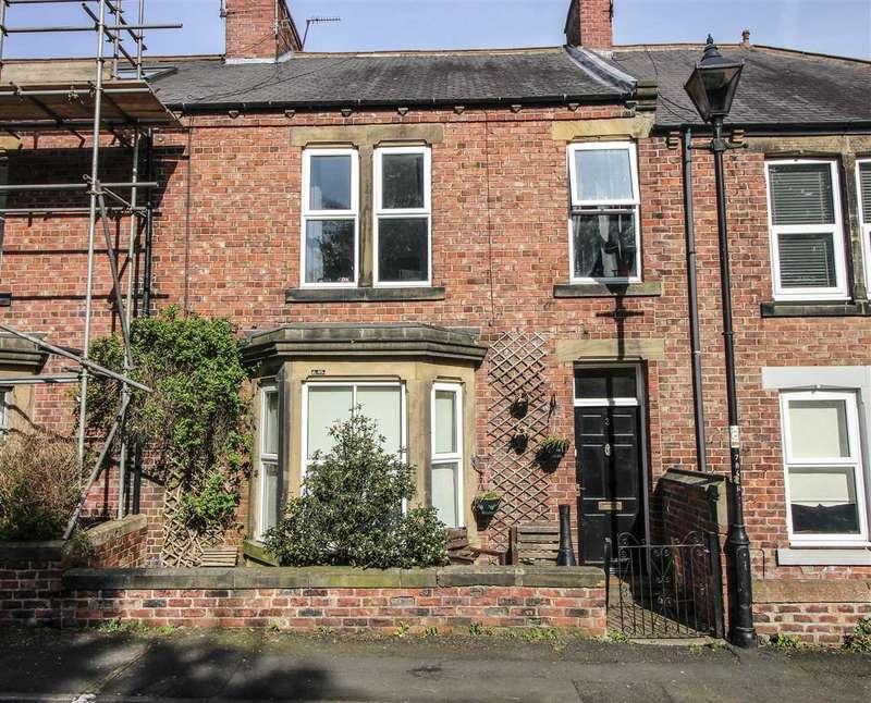 3 Bedrooms Terraced House for rent in Blagdon Terrace, Cramlington Village, Cramlington