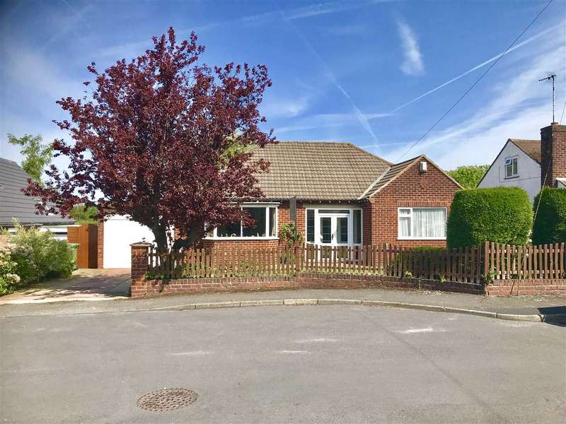 2 Bedrooms Bungalow for sale in Alison Drive, Macclesfield