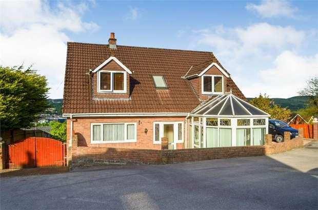 4 Bedrooms Detached House for sale in Cwm Glo Road, Merthyr Tydfil, Mid Glamorgan