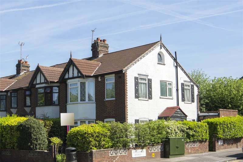 4 Bedrooms End Of Terrace House for sale in Larkshall Road, London, E4