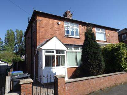 3 Bedrooms Semi Detached House for sale in Oakwood Avenue, Audenshaw, Manchester, Greater Manachester