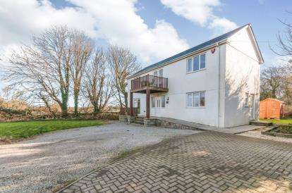 5 Bedrooms Detached House for sale in Penzance, Cornwall