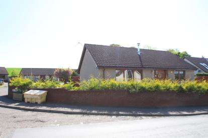 2 Bedrooms Bungalow for sale in The Maltings, Auchertool