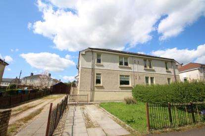 2 Bedrooms Flat for sale in Kirkness Street, Airdrie, North Lanarkshire