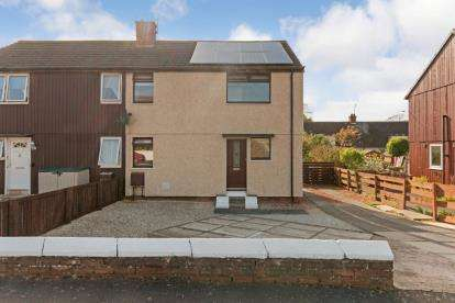 3 Bedrooms Semi Detached House for sale in Queens Drive, Monkton