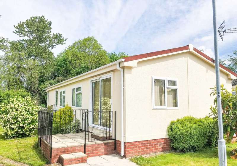 2 Bedrooms Park Home Mobile Home for sale in Sheepway, Portbury, North Somerset