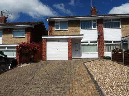 3 Bedrooms Semi Detached House for sale in Westbourne Road, Chester, Cheshire, CH1