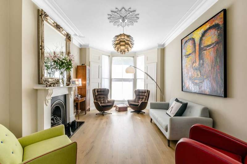 4 Bedrooms House for rent in Bickerton Road, Dartmouth Park, N19