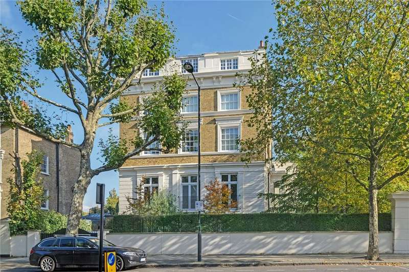 3 Bedrooms Flat for sale in Spencer Court, Marlborough Place, St John's Wood, London, NW8