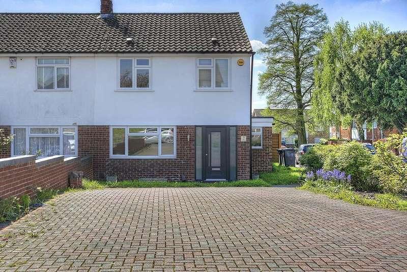 3 Bedrooms Semi Detached House for sale in Rochford Avenue, Waltham Abbey EN9