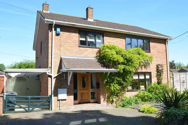 3 Bedrooms Detached House for sale in Recreation Road, Andover