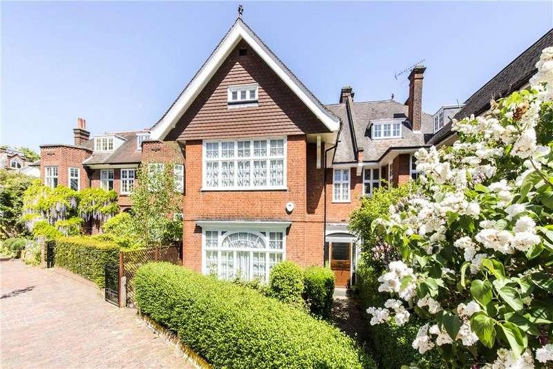 6 Bedrooms Semi Detached House for sale in Belsize Lane, Belsize Park, London, NW3