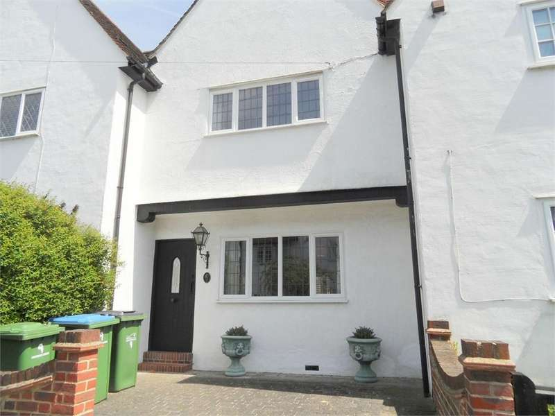 3 Bedrooms Terraced House for sale in Martin Bowes Road, Eltham, London